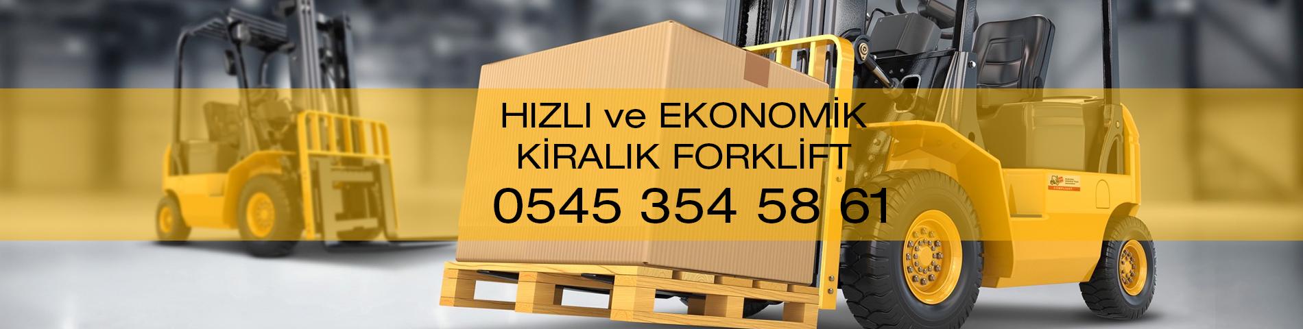 Kiralık Forklift
